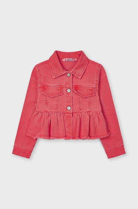 Mayoral - Detská bunda sýto ružová