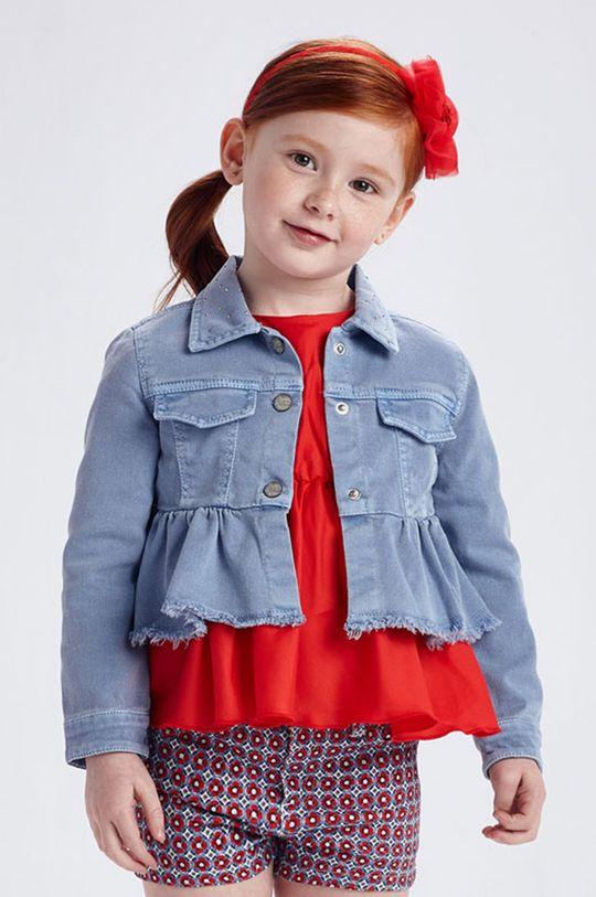 jasny niebieski Mayoral - Kurtka dziecięca Dziewczęcy