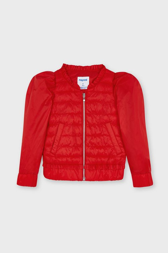 červená Mayoral - Dětská bunda Dívčí