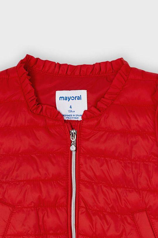 Mayoral - Dětská bunda  Podšívka: 100% Polyester Výplň: 100% Polyester Hlavní materiál: 100% Polyamid