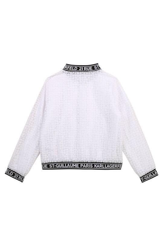 Karl Lagerfeld - Kurtka dziecięca 100 % Poliester