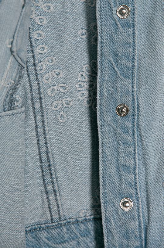 Desigual - Dětská riflová bunda 104-164 cm  100% Bavlna Pokyny k praní a údržbě:  nelze sušit v sušičce, nebělit, žehlit na nízkou teplotu, Nečistit chemicky