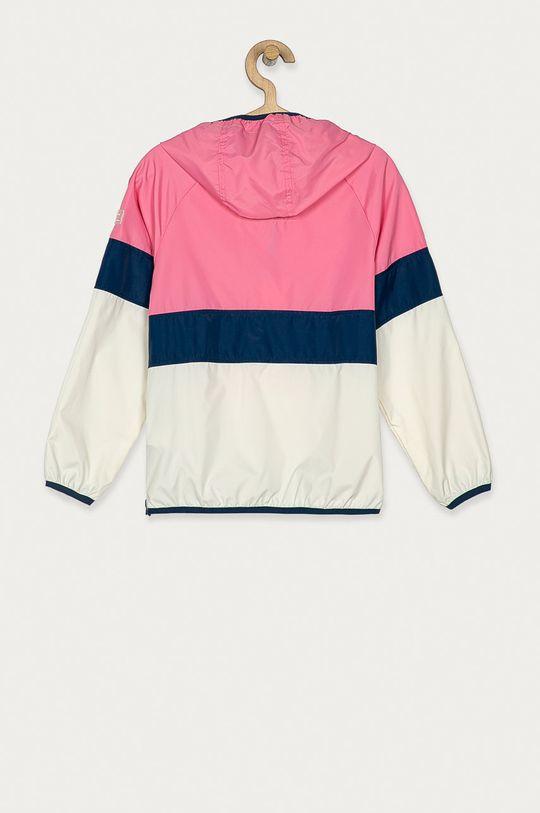 Pepe Jeans - Dětská bunda Matty 128-180 cm  Hlavní materiál: 10% Nylon, 90% Polyester Jiné materiály: 5% Elastan, 95% Polyester Podšívka kapuce: 100% Polyester