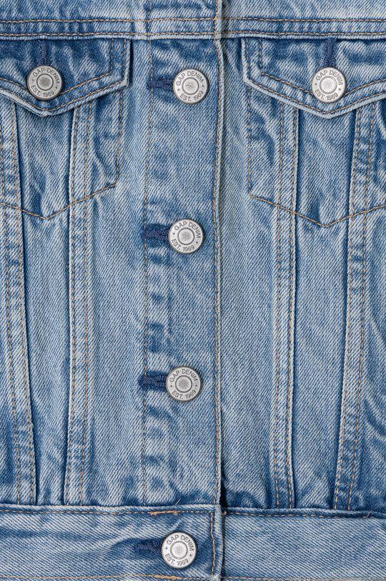 GAP - Kurtka jeansowa dziecięca 104-176 cm jasny niebieski
