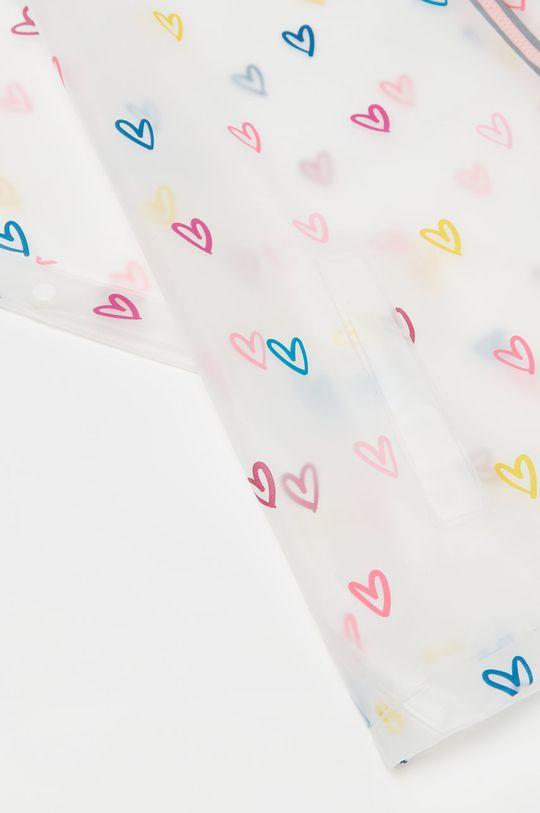 OVS - Płaszcz przeciwdeszczowy dziecięcy biały