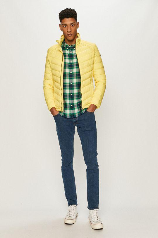 Tom Tailor - Bunda žlutá