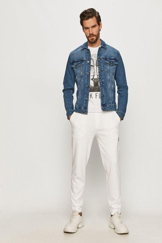 Only & Sons - Kurtka jeansowa niebieski