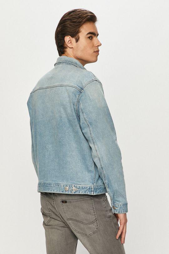 s. Oliver - Geaca jeans  99% Bumbac, 1% Elastan