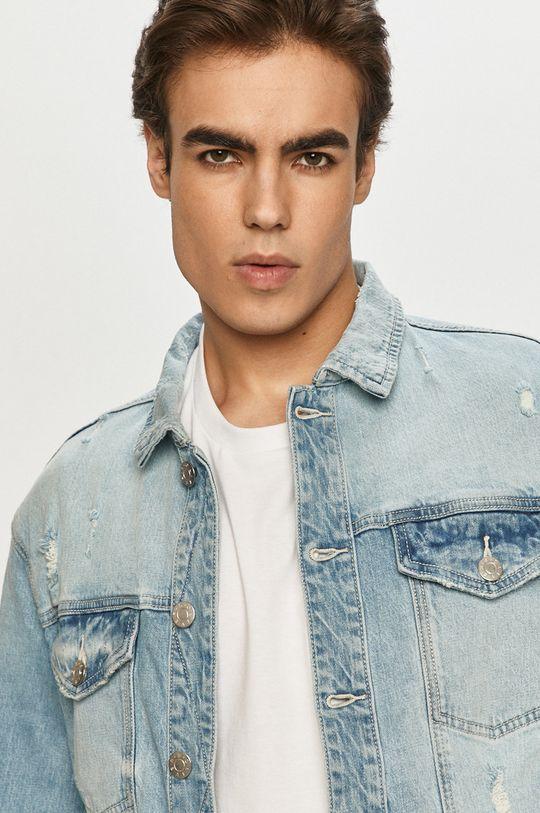 albastru deschis s. Oliver - Geaca jeans