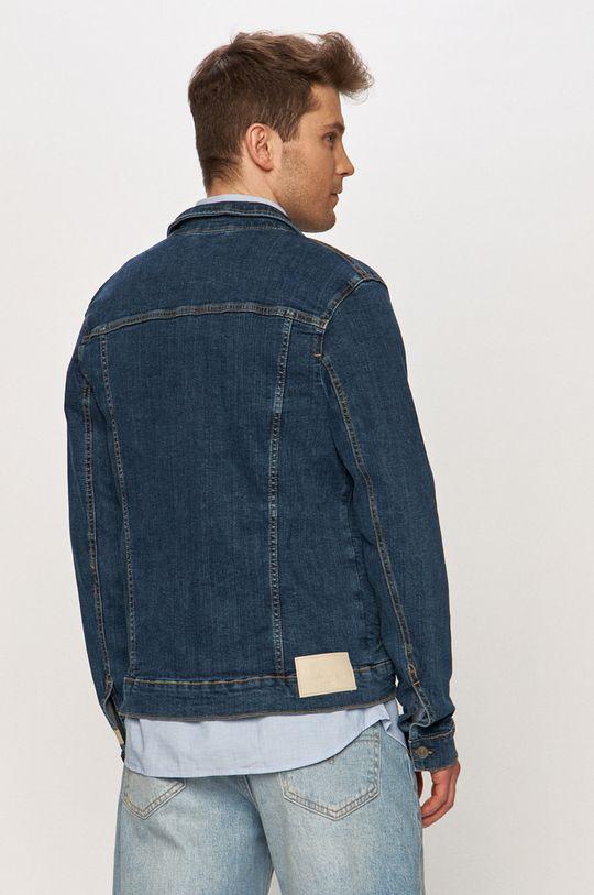 Tom Tailor - Džínová bunda  98% Bavlna, 2% Elastan
