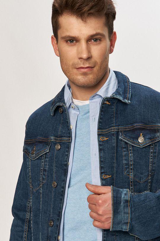 námořnická modř Tom Tailor - Džínová bunda