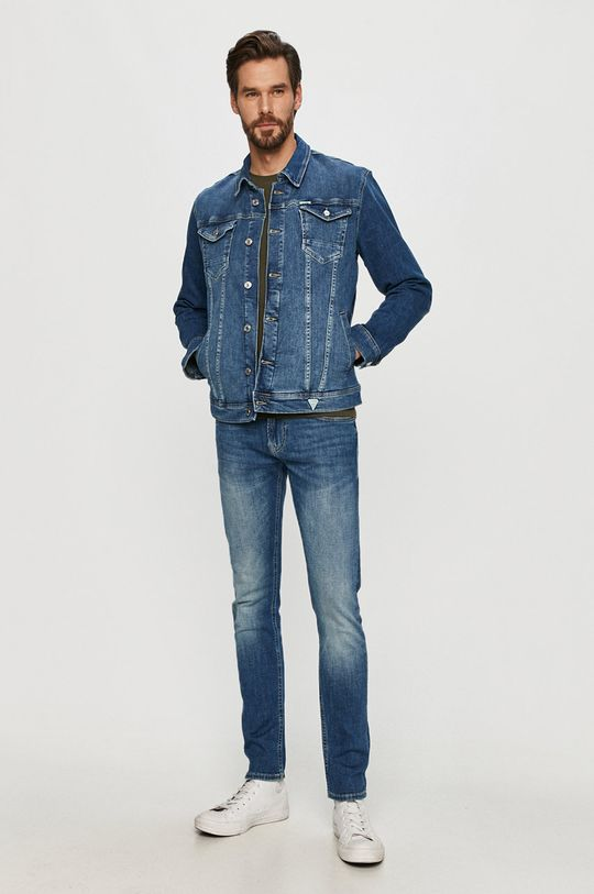 Guess - Džínová bunda modrá