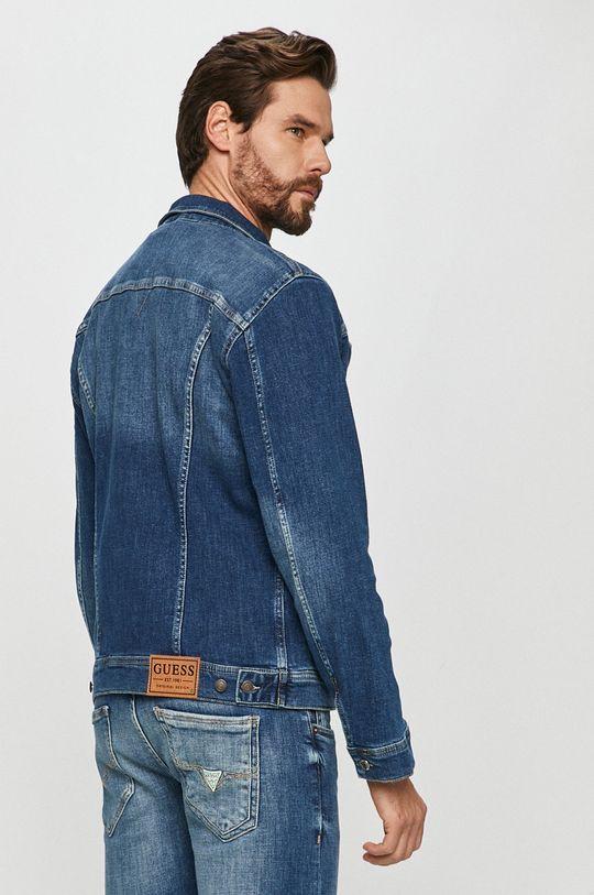 Guess - Džínová bunda  98% Bavlna, 2% Elastan