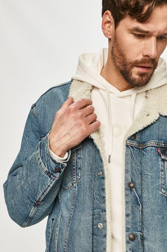 albastru Levi's - Geaca jeans