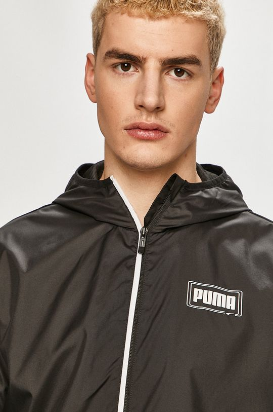 czarny Puma - Kurtka