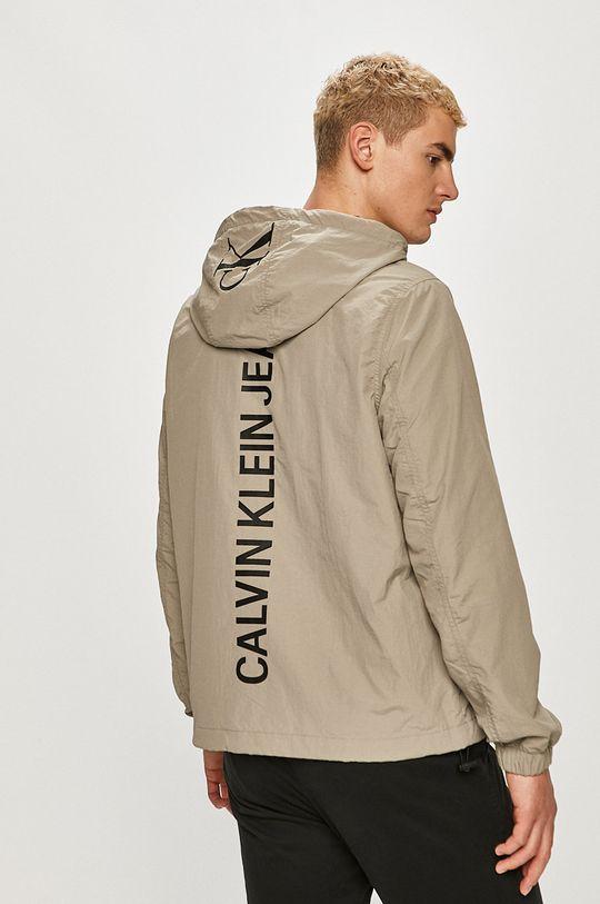 Calvin Klein Jeans - Bunda  Podšívka: 100% Polyester Základná látka: 100% Polyamid