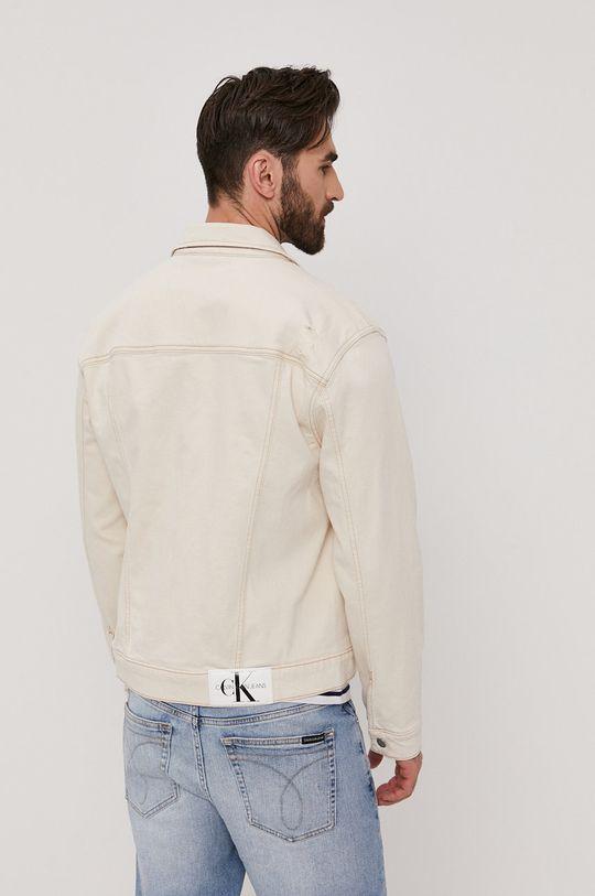 Calvin Klein Jeans - Kurtka jeansowa 90 % Bawełna, 2 % Elastan, 8 % Poliester