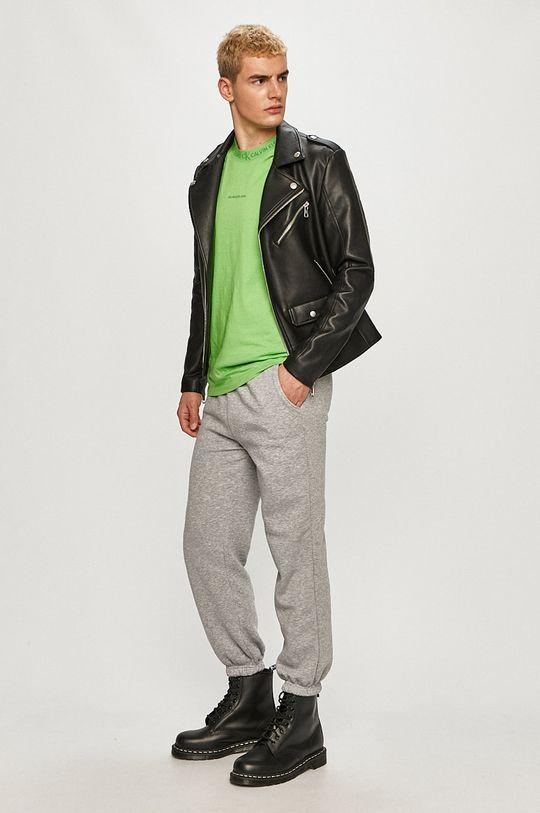 Calvin Klein Jeans - Geaca ramones negru