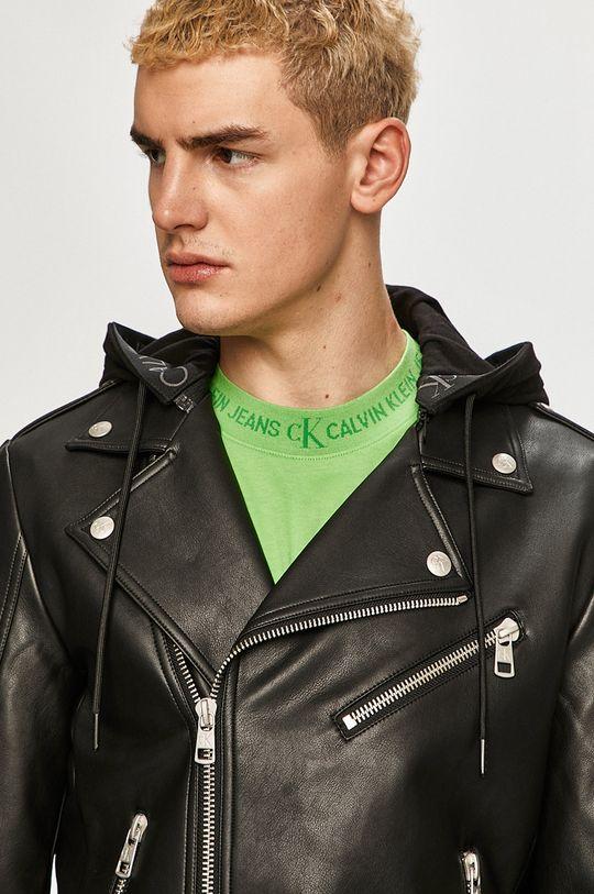 negru Calvin Klein Jeans - Geaca ramones