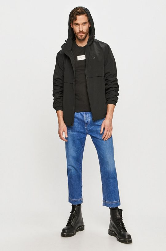 Calvin Klein Jeans - Kurtka czarny