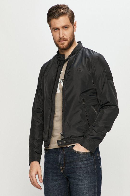 čierna Calvin Klein Jeans - Bunda Pánsky