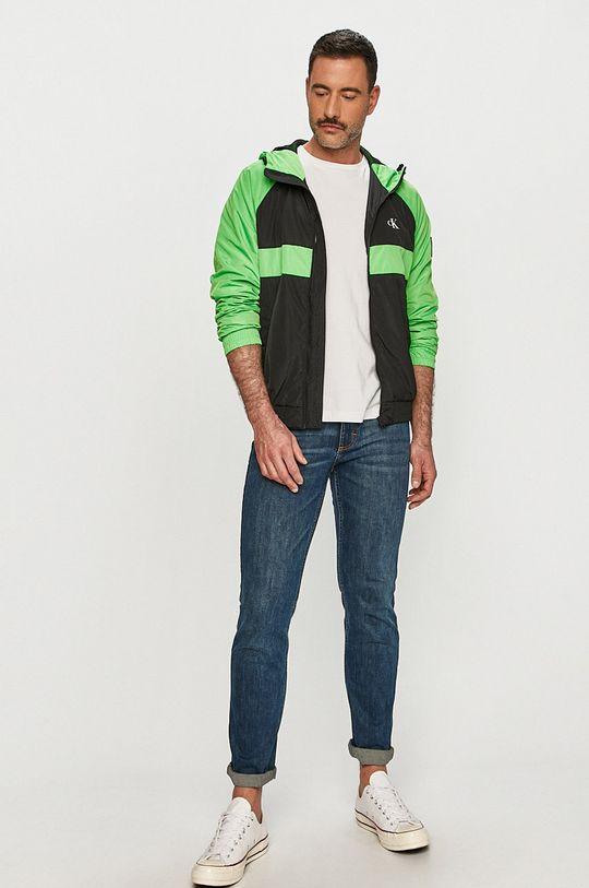 Calvin Klein Jeans - Bunda zelená