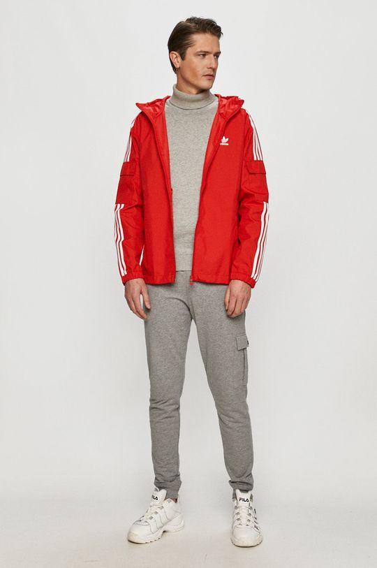 adidas Originals - Kurtka czerwony