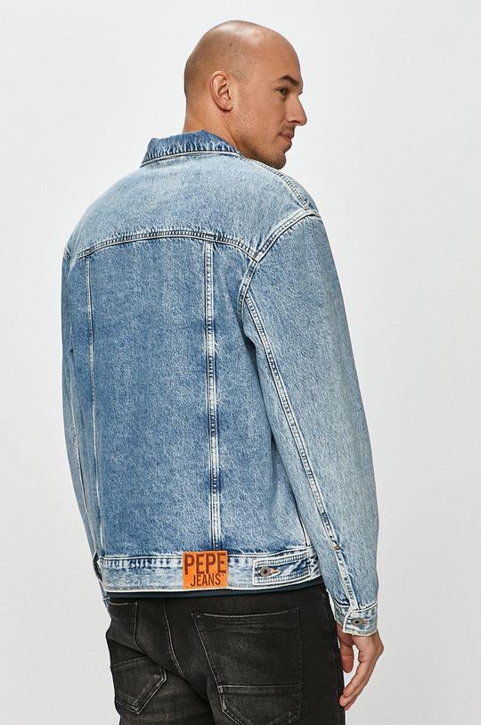 Pepe Jeans - Džínová bunda Young  100% Bavlna