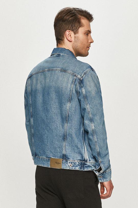 Pepe Jeans - Kurtka jeansowa Pinner 100 % Bawełna