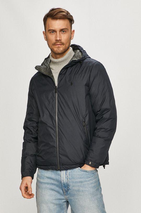 tmavomodrá Polo Ralph Lauren - Obojstranná bunda Pánsky