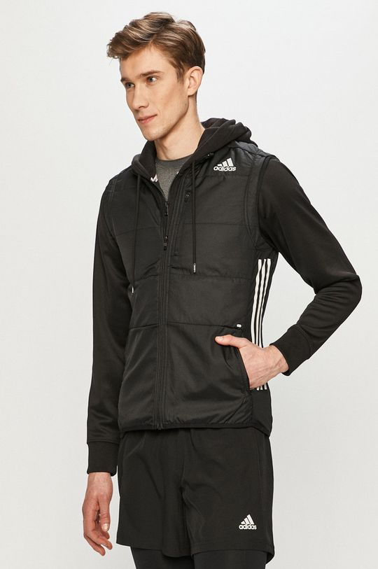 negru adidas Performance - Vesta De bărbați