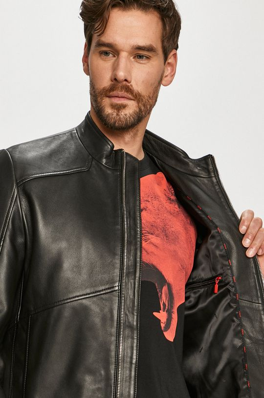 Hugo - Kožená bunda