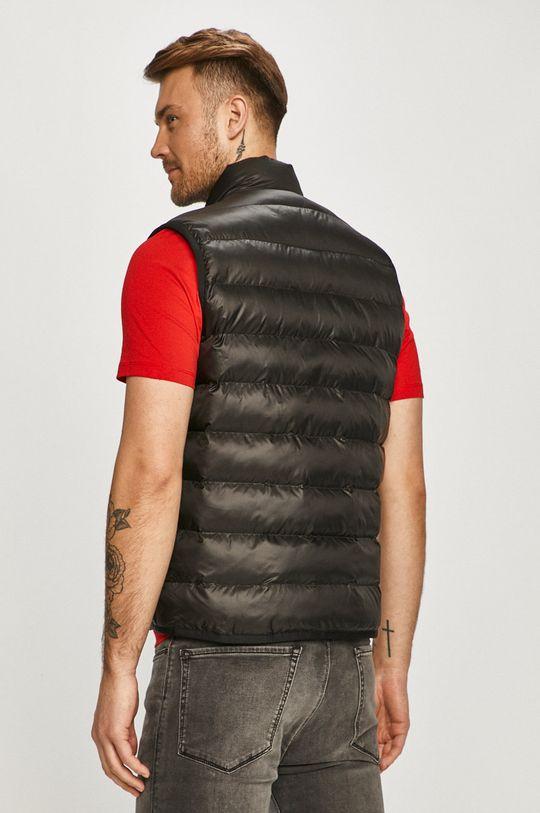 Hugo - Vesta  Podšívka: 100% Polyester Výplň: 100% Recyklovaný polyester Základná látka: 100% Recyklovaný polyester