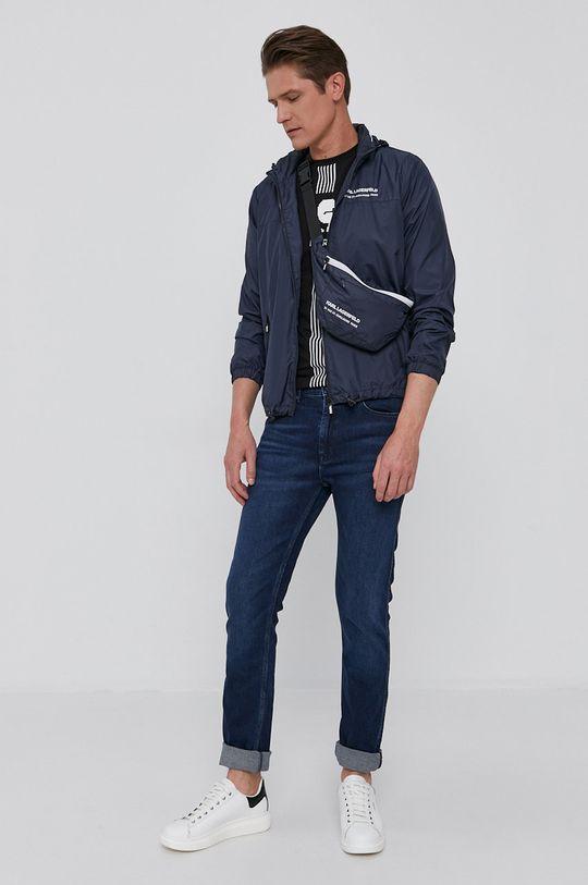 Karl Lagerfeld - Bunda námořnická modř