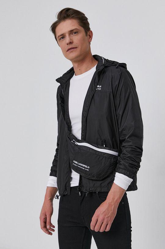 černá Karl Lagerfeld - Bunda Pánský