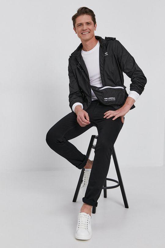 Karl Lagerfeld - Bunda černá