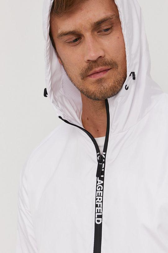 biały Karl Lagerfeld - Kurtka
