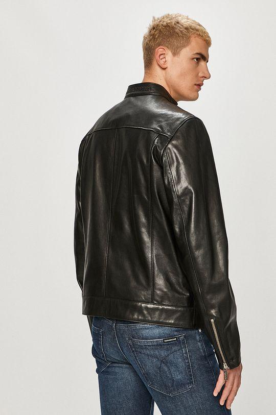 Karl Lagerfeld - Geaca de piele  Captuseala: 100% Viscoza Materialul de baza: 100% Piele naturala
