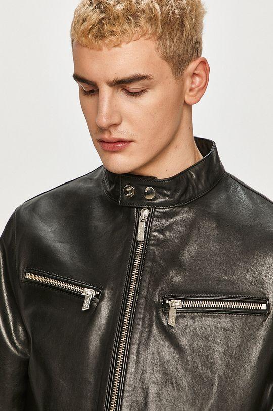negru Karl Lagerfeld - Geaca de piele