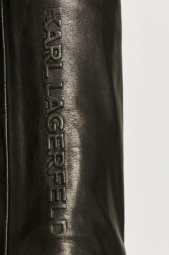 Karl Lagerfeld - Geaca de piele
