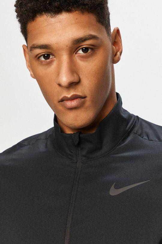 czarny Nike - Kurtka