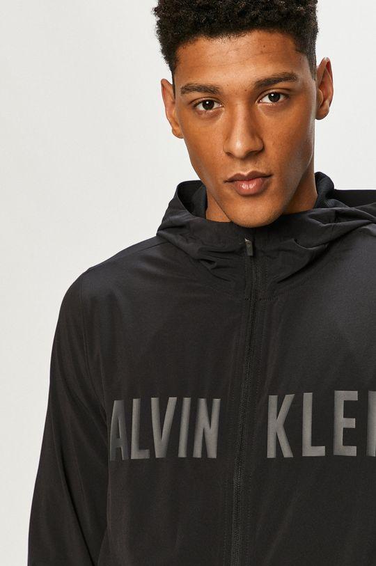 čierna Calvin Klein Performance - Bunda