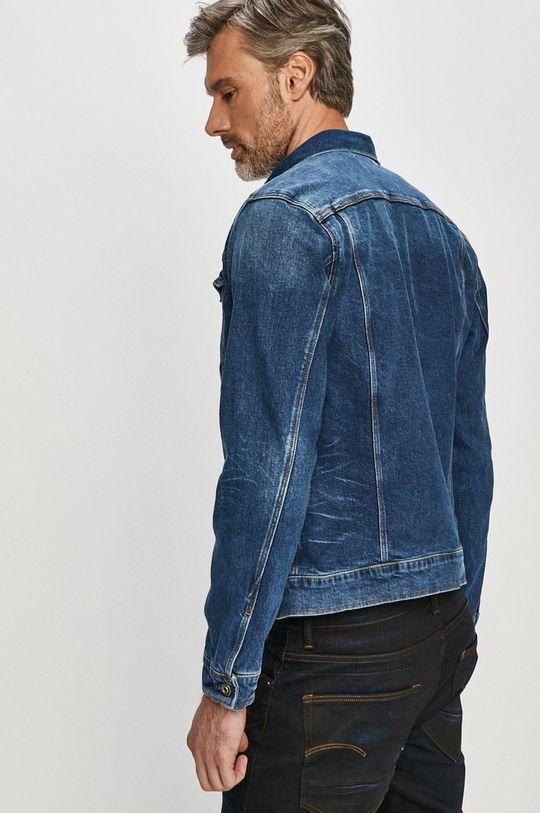 G-Star Raw - Kurtka jeansowa Podszewka: 35 % Bawełna organiczna, 65 % Poliester z recyklingu, Materiał zasadniczy: 99 % Bawełna, 1 % Lycra