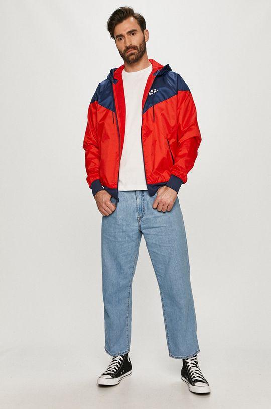 Nike Sportswear - Bunda červená