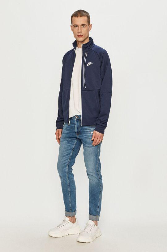 Nike Sportswear - Mikina tmavomodrá