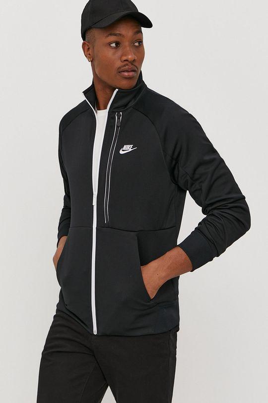 negru Nike Sportswear - Bluza De bărbați