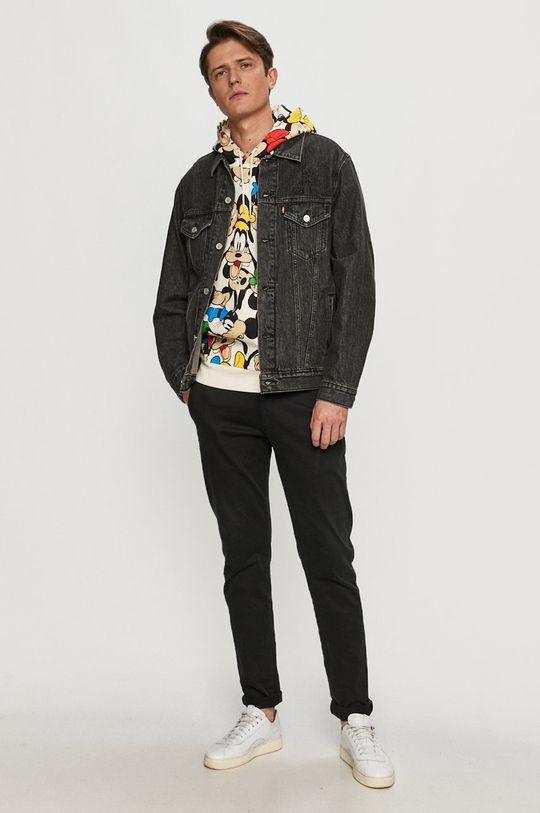 Levi's - Džínová bunda x Disney černá