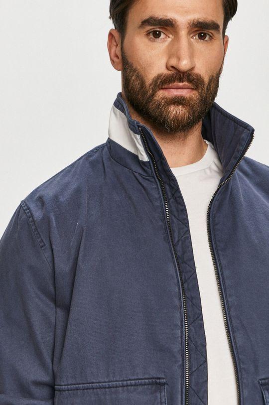 námořnická modř Tommy Jeans - Bunda