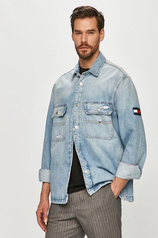 albastru Tommy Jeans - Geaca jeans De bărbați