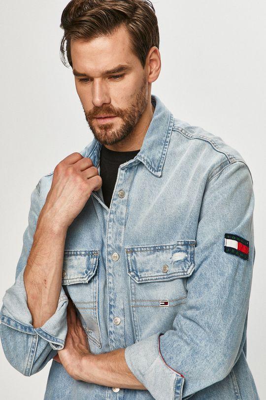 albastru Tommy Jeans - Geaca jeans